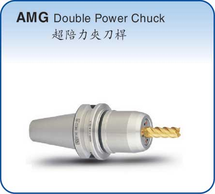 AMG Double Power Chuck